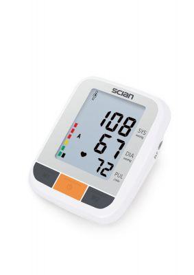 Digitale bovenarm bloeddrukmeter, 2-persoons, extra groot scherm ST-A288