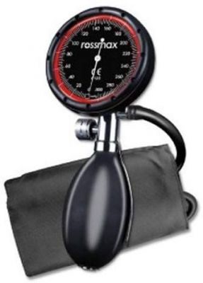 Handmatige bloeddrukmeter; palm-type deluxe set ST-H40X