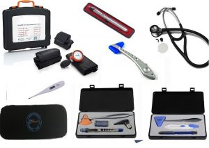Handmatige bloeddrukmeter all in one set inclusief cardiologie stethoscoop ST-P98X